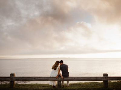 Jamestown Rhode Island Engagement Session
