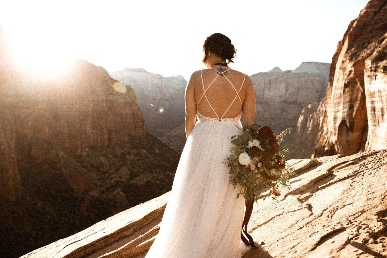 zion elopement