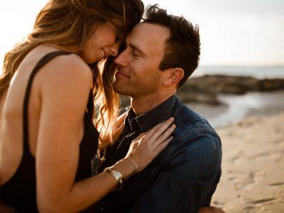 Lydia and Doug Laguna Beach