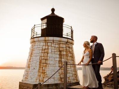 Castle Hill Inn Elopement - Newport