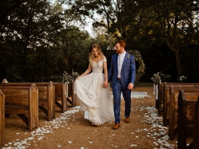 Sidney + Sam Waterstone Wedding