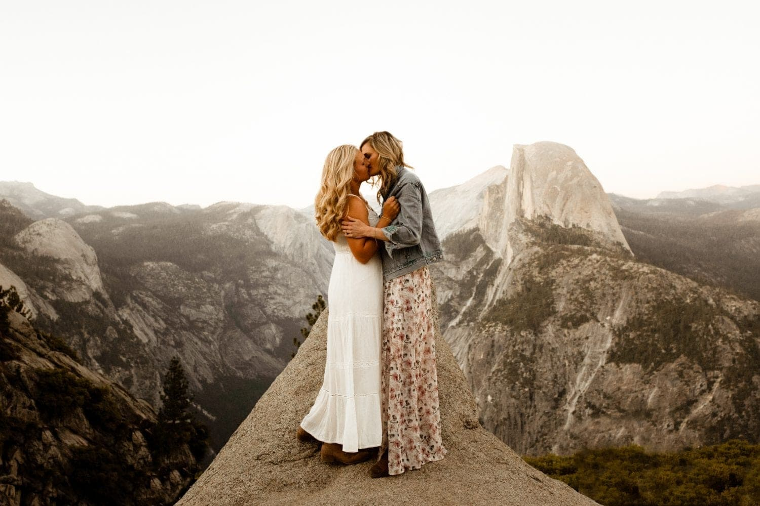 glacier point engagement