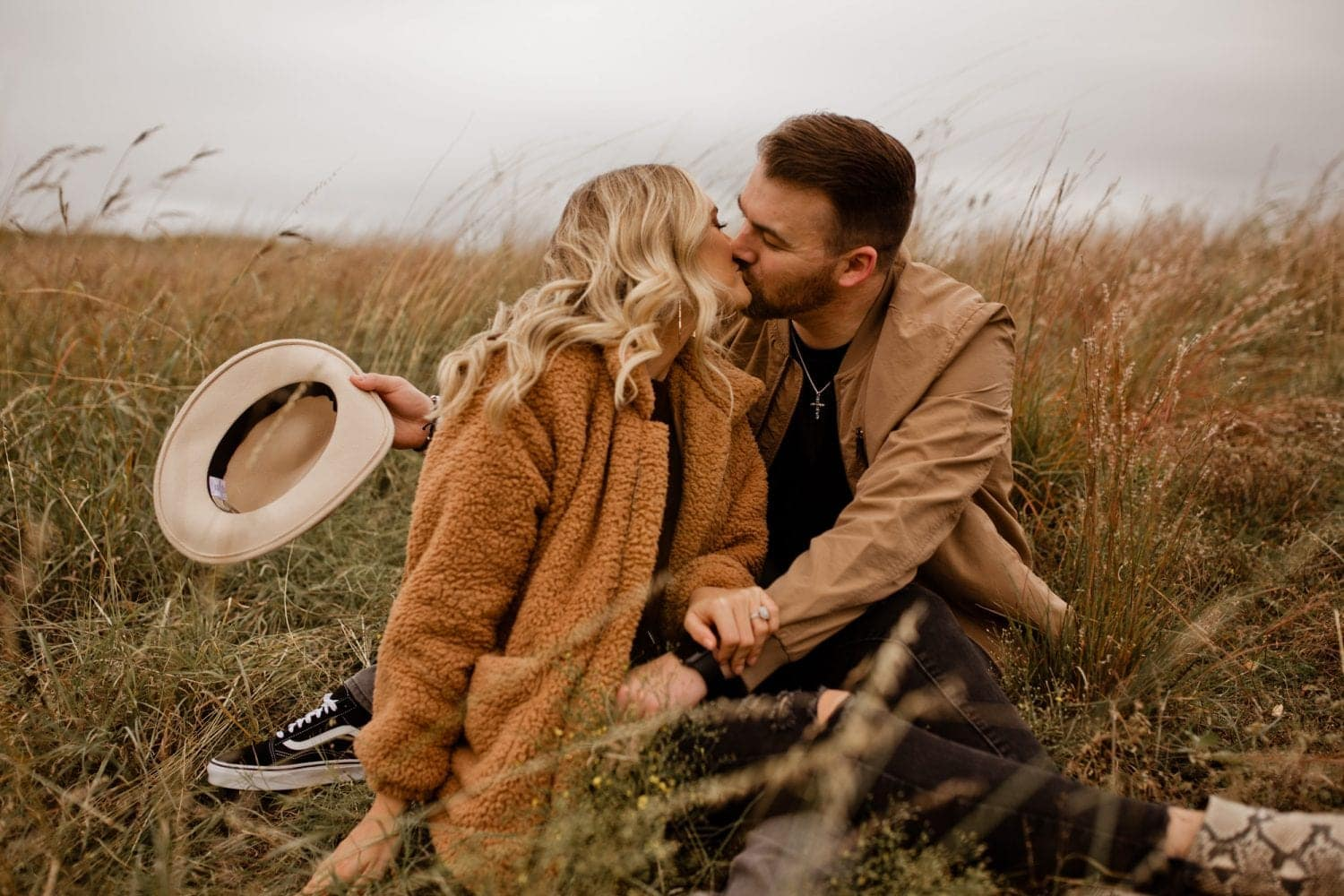 nomadic love, dallas engagement photos