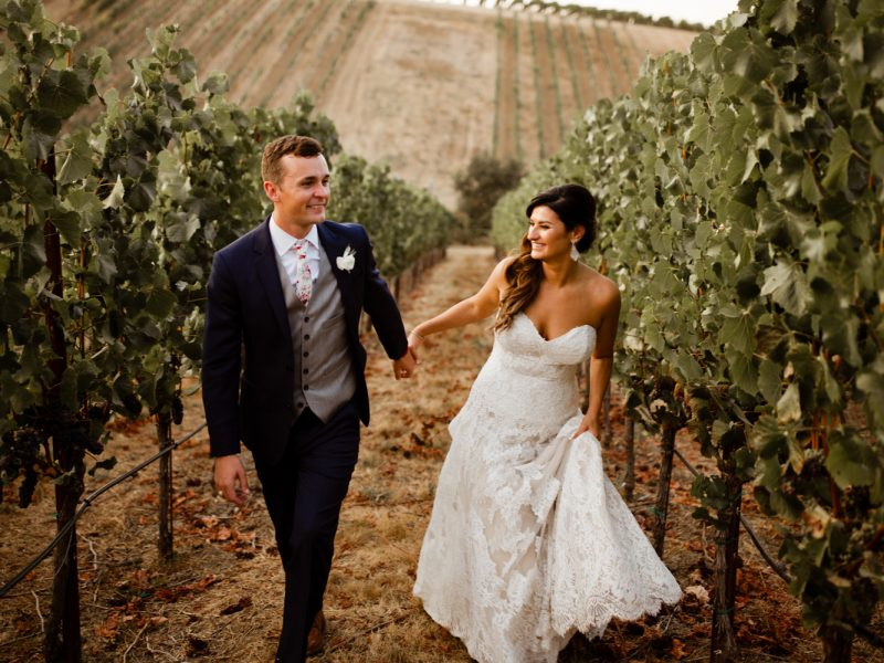 Arista Winery wedding in Sonoma Valley