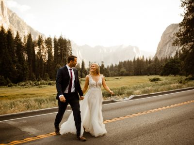 Yosemite Elopement Photographer - Alyssa + Kyle