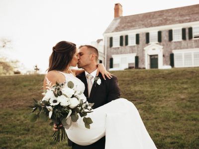 Seaside Cape Cod Wedding