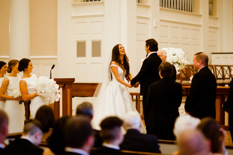 smu wedding