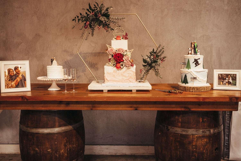 Brake and Clutch Wedding