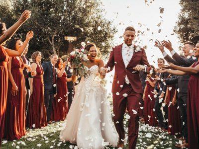 Elings Park Wedding in Santa Barbara