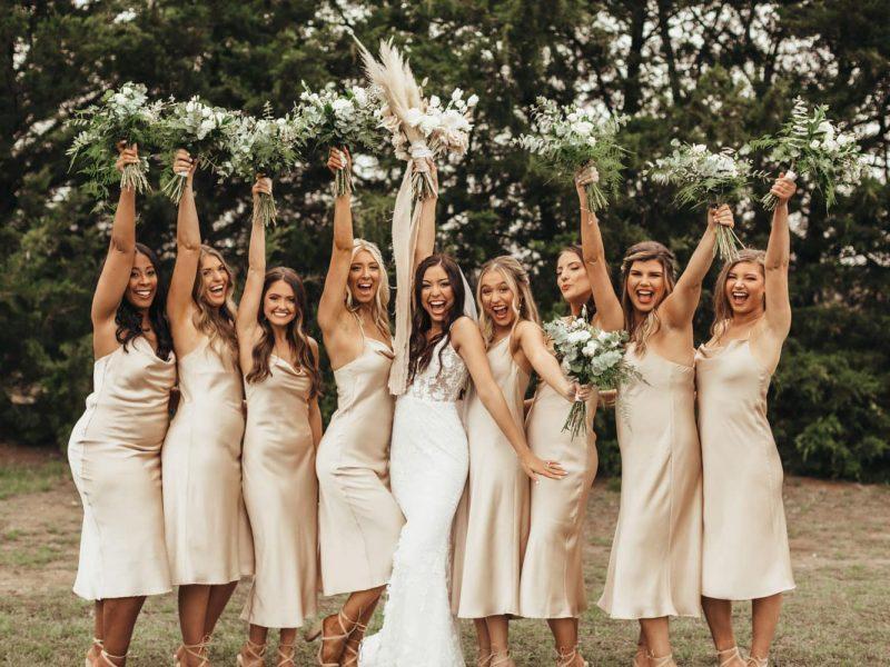 Firefly Gardens Wedding in Midlothian