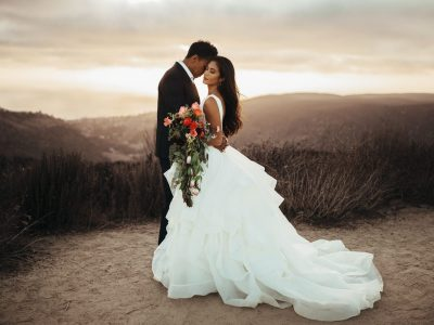 Los Angeles Outdoor Wedding - Kiana and Eric