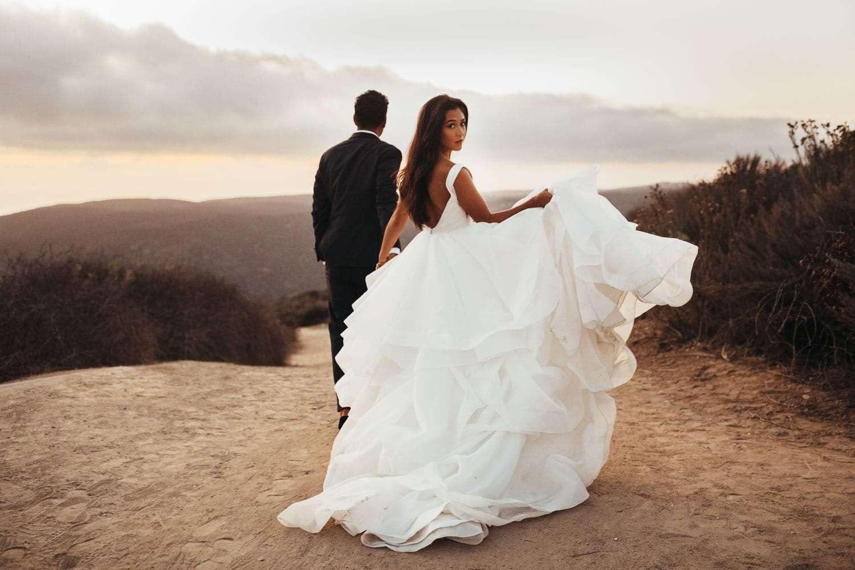 Los Angeles Outdoor Wedding