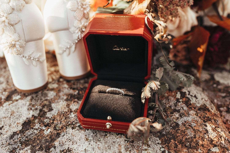 cartier wedding ring