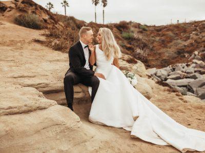 Tom Hams Lighthouse Wedding in San Diego