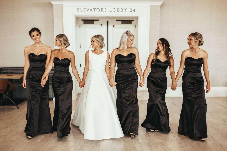 Manchester Grand Hyatt Wedding