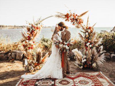 Bohemian Wedding Ideas for the Nontraditional Bride
